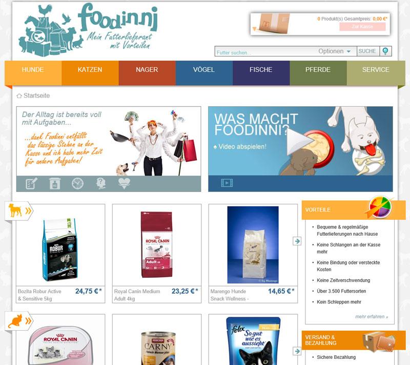 Tierfutter im Abo online bestellen